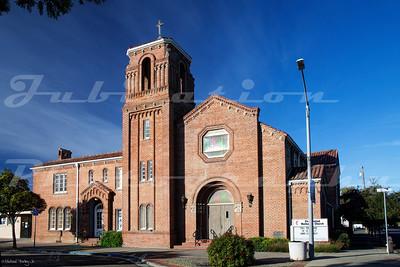 Marysville United Methodist Church, built in 1927.