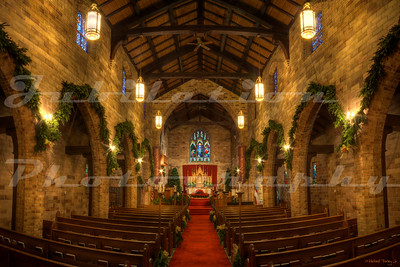 St Mary's Episcopal Church, Napa, CA.  Built in 1932.