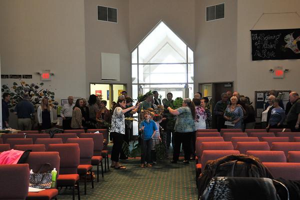 April 9th, 2017 Worship Service - Palm Sunday