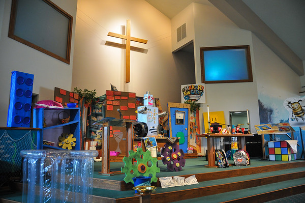 July 16th, 2017 Worship Service& VBS Lunch