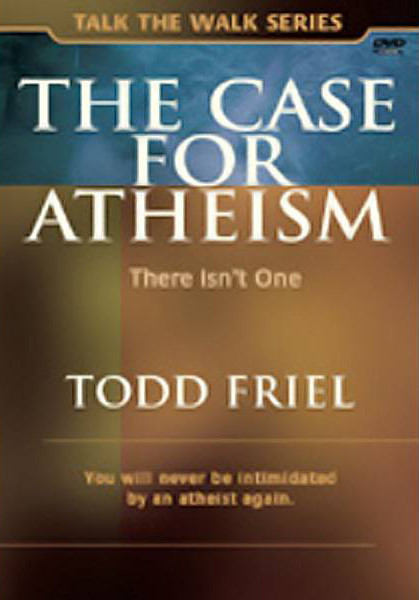#153 - The Case for Atheism<br /> <br /> A great debate between Todd Friel and an atheist who gets utterly demolished.