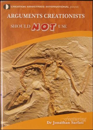 #123<br /> <br /> CMI - Arguments Creationist should NOT use