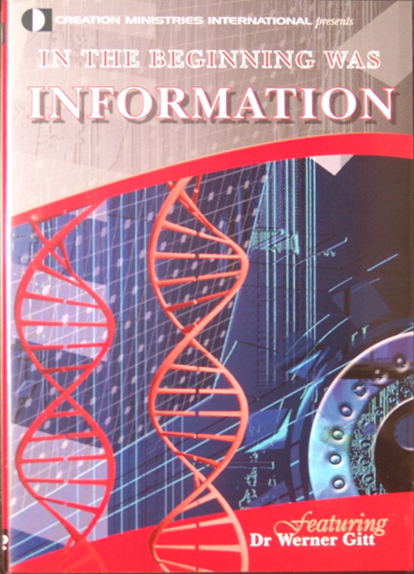 #114<br /> <br /> CMI - In The Beginning was Information - Dr. Werner Gitt