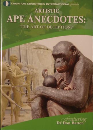 #126<br /> <br /> Artistic Ape Anecdotes: The Art of Deception?