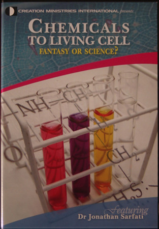 #125<br /> <br /> CMI - Chemicals to Living Cells - Fantasy or Science?