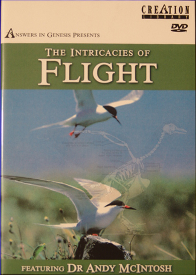 #120<br /> <br /> CMI - The Intricacies of Flight - Dr. Andy McIntosh