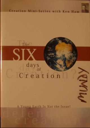 #136<br /> <br /> CMI - Six Days of Creation