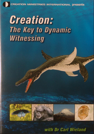 #124<br /> <br /> CMI - Creation: The Key to Dynamic Witnessing