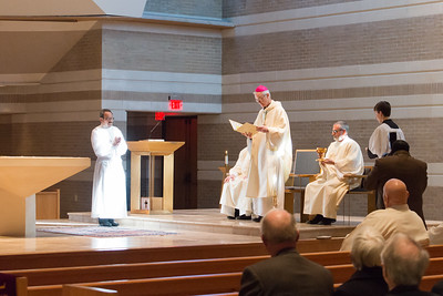 Diaconate Acolyte Mass 2017