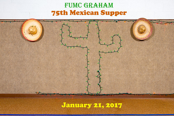 FUMC Mexican Supper 2017