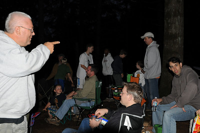 Fathers and Sons Campout-Hornings Hideout - 2010
