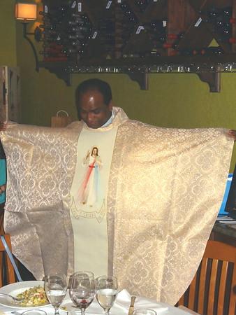 Fr George Goodbye, Divine Mercy