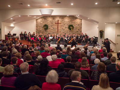 Sycamore Presbyterian Church Christmas Concert 2013
