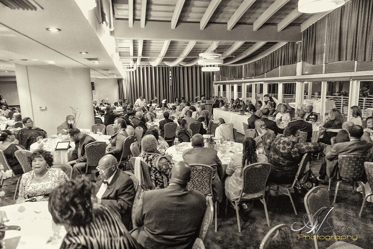 Greater Bethel AME Church Pastoral Appreciation Banquet