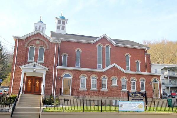 Greek Church in Fitchburg