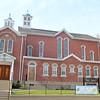 Holy Trinity Greek Orthodox Church On Main Street in Fitchburg. SENTINEL & ENTERPRISE/JOHN LOVE
