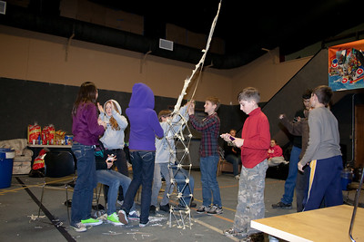 Jr High New Year's Eve 2010 All-Nighter