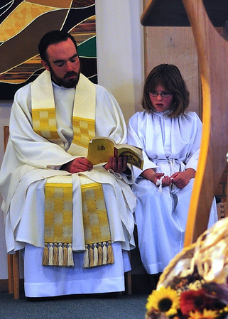 Katherine's first time as Alter Server