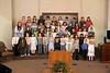 Kids4Christ Choir - Easter 2007 : The Kids4Christ Choir at Goshen First Assembly of God on Easter Sunday - April 8, 2007.
