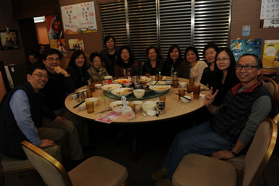 Lunch with Ms Ng (12 Jan 2014)