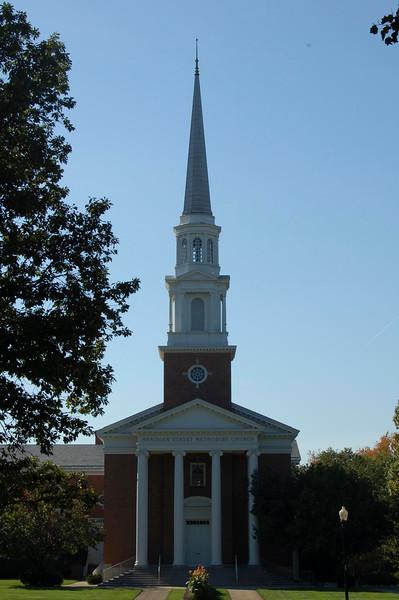 Meridian Street United Methodist Church, Indianapolis