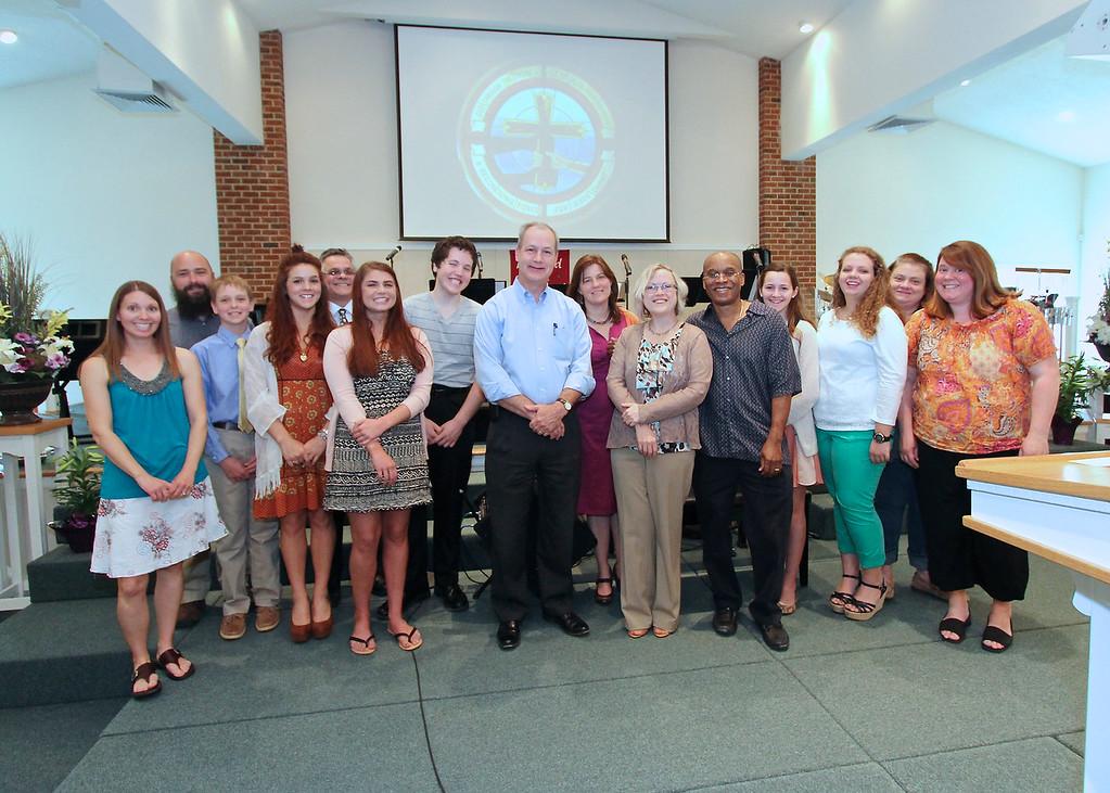 NCF Mission Team to Belize - Summer 2014