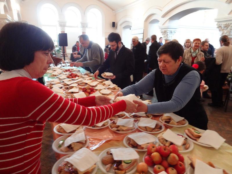 ERPCO Easter celebration -