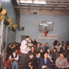 EPCO church meeting in gym, Odessa