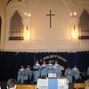 Odessa Presbyterian candlelight service, Jan. 6, 2009
