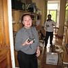 moving from Evreiskaya apartment - helpers from church: Pastor Valera Zadorozhny & Galina Dmitrevna