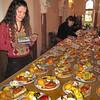 Odessa xmas 2009 ERPCO - ladies preparing food