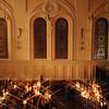 Christmas Eve Candlelight Service, Reformed Presbyterian Church of Odessa, Ukraine - Jan 6, 2010