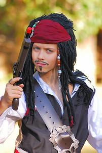 Capt. Jack Sparrow (Eureka, Missouri)
