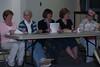 Women waiting for questions - Mary, Emma, Eunice, Sarah, Leona
