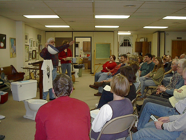 MYF Auction, March 2003
