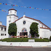 Saint Agnes Roman Catholic Church -  San; Diego