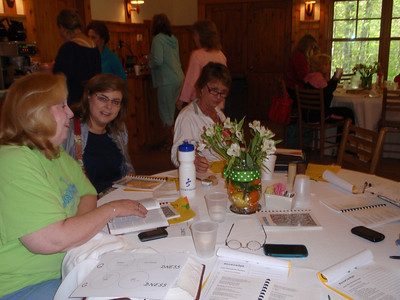 Red Bank Ladies Retreat 04-15-12