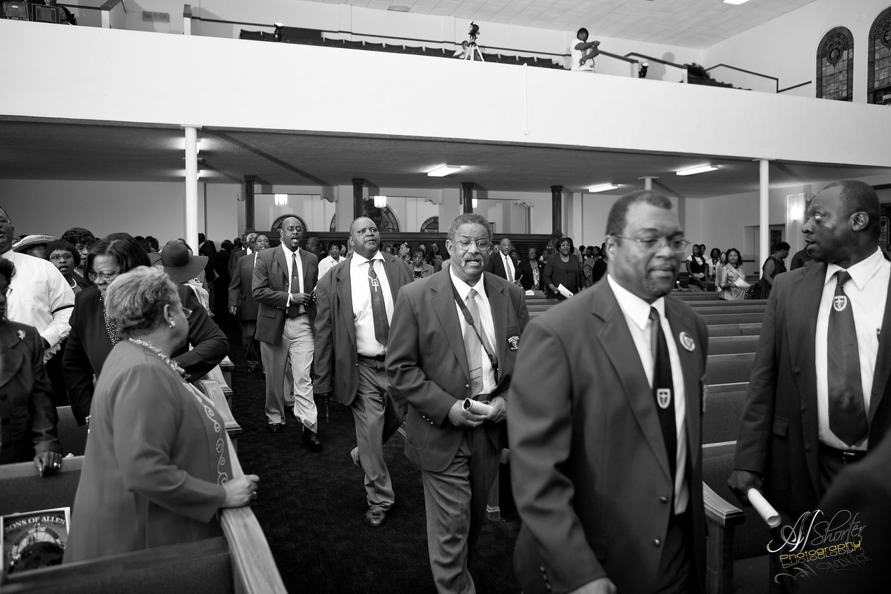Sons of Allen Worship Service