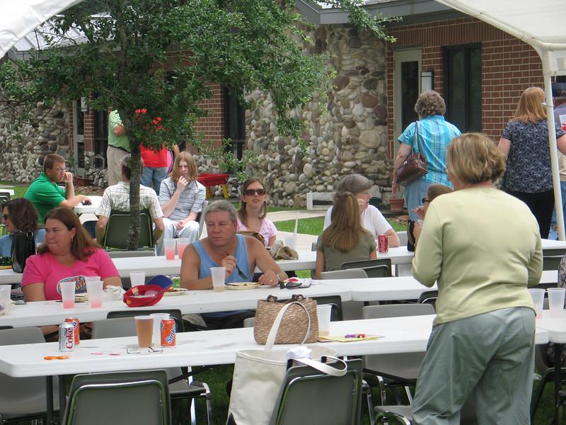 2007 VBS & Church Picnic + St. John Lutheran Church, Cypress, Texas