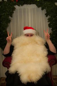 Santa Sister Burgess