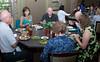 NCD Serrans enjoying lunch