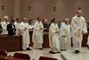 The Mass procession