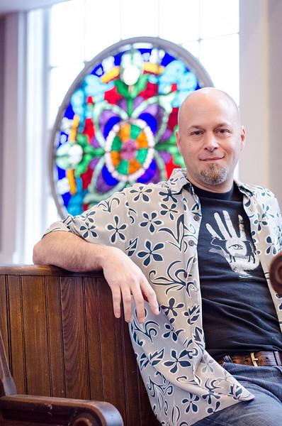 Spirital Director Wil Darcangelo