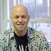 Wil Darcangelo, Spiritual Director at First Parish Unitarian Universalist. SENTINEL & ENTERPRISE / Ashley Green