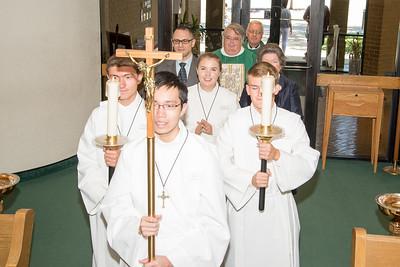 Altar Servers and Lectors