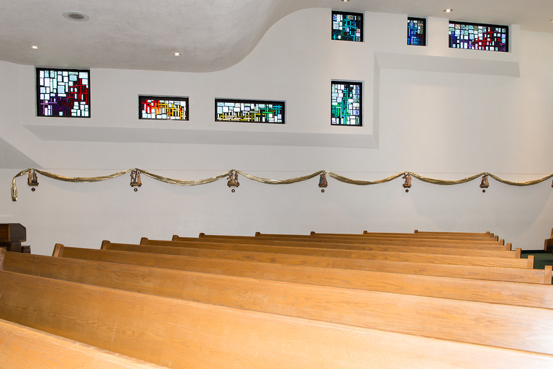 Church Sanctuary North Wall