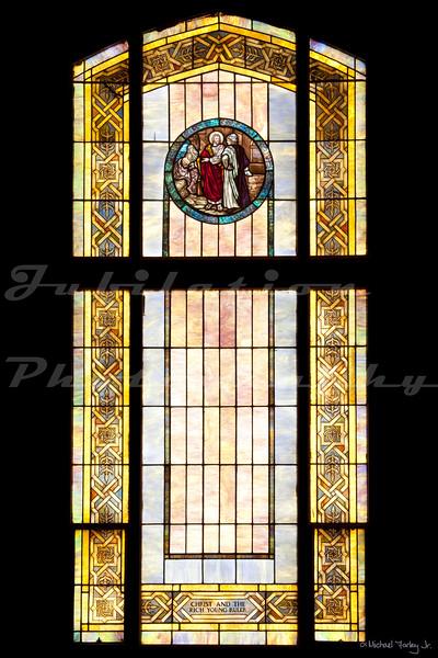 Klamath Falls First United Methodist Church, Klamath Falls, OR.  Built in 1926.