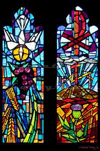 St. Luke's Episcopal Church, Wenatchee, WA.  Built in 1927.
