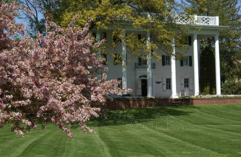 Detweiler House, the Administration Building at CD