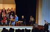 Concert at CD - Peter talking